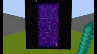 Minecraft - Como fazer um portal para o Nether