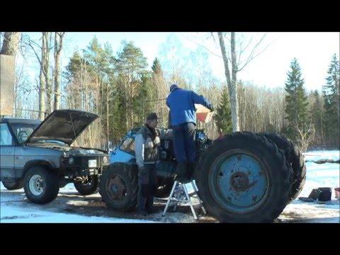 Belarus MTZ-82 restoration project. Part 6 | Block Heater, Fuel Tanks