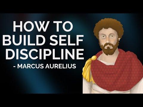 Marcus Aurelius – How To Build Self Discipline (Stoicism) להורדה