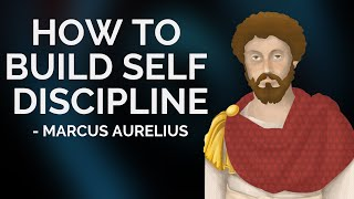 Marcus Aurelius – H๐w To Build Self Discipline (Stoicism)