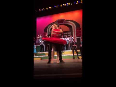Malvern Preparatory School Grease 2015: Hand Jive Dance Contest