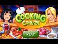 Cooking Craze | Fast & Fun Restaurant Game #2 (Android Gameplay) | Cute Little Games