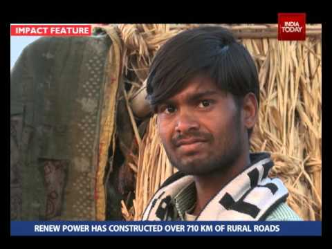 The ReNew Power growth story on India Today TV