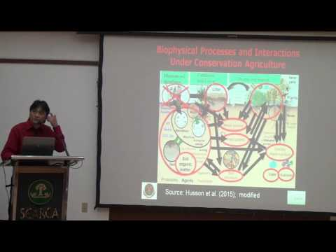 Conservation Agriculture: Biological Engineering Approach to Sustainable Agriculture in Southeast