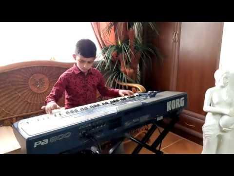Taron  Alaverdyan - Armenian Keyboard Par