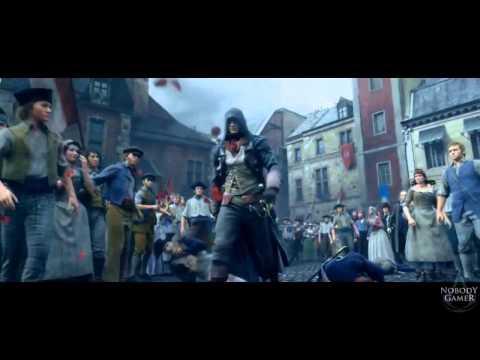 Assassin's Creed Music Video - Runnin (Adam Lambert)