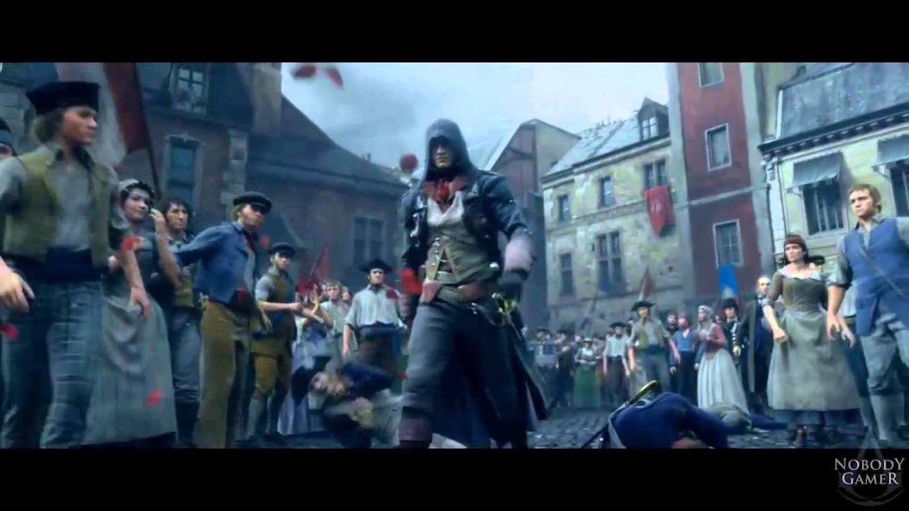 Assassin's Creed Music Video - Runnin (Adam Lambert) - YouTube