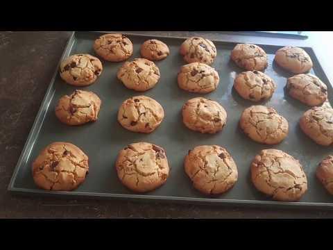 cookies-a-la-farine-de-riz-sans-gluten/-chocolate-chip-gluten-free-cookie
