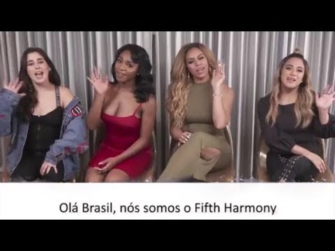 FIFTH HARMONY ANSWERS FAN QUESTIONS VIA...