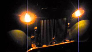 Marklin 19031 Stromlinien-Limousine (Lighting night time)