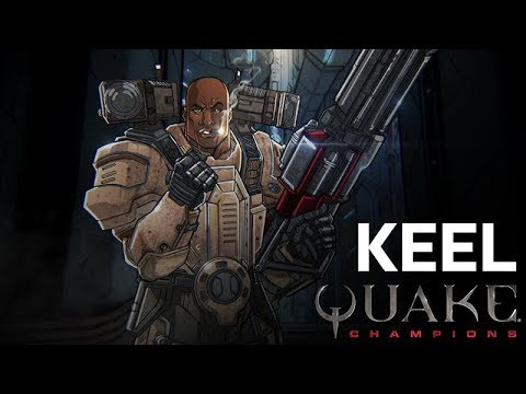 Quake Champions – Keel Champion Trailer – UK