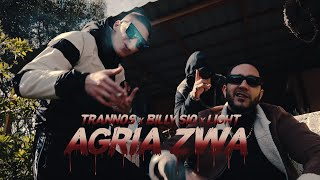Trannos x Billy Sio x Light - AGRIA ZWA (Official Music Video)