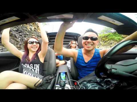 Car Dancing Rager  - Can't Hold us - Macklemore & Ryan Lewis | Hawaii 2015