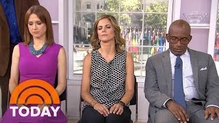 TODAY Anchors Get Hypnotized, Al Roker Howls At The Moon | TODAY