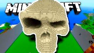 Мой череп самый лучший - Build Battle