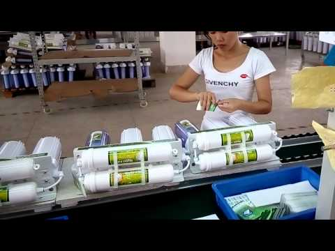 home water purifier production line 2