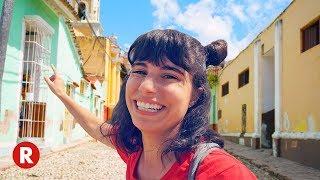 I LOVED Trinidad!! // Trinidad Walking Tour // Trinidad, Cuba