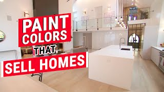 Paint Colors That Sell Homes - Ace Hardware