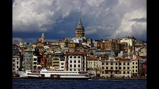 A Visit to Galata Tower ~ Galata Kulesi'ne Ziyaret / Istanbul, Turkey