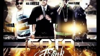 Cobra Ft Ñengo Flow, Tony Lenta Real Cheese - Gata Freak (Official Remix)