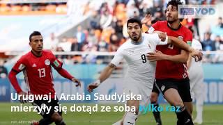 Mundial 2018 – Arabia Saudyjska vs Urugwaj
