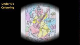 BCS Reading Saraswati Puja 2012 Children