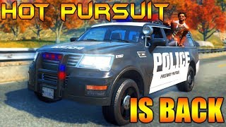 HOT PURSUIT Is Back // 961 WINS // Blackout // PS4 Gameplay // Savage