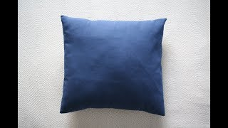 Simple Pillow Cover