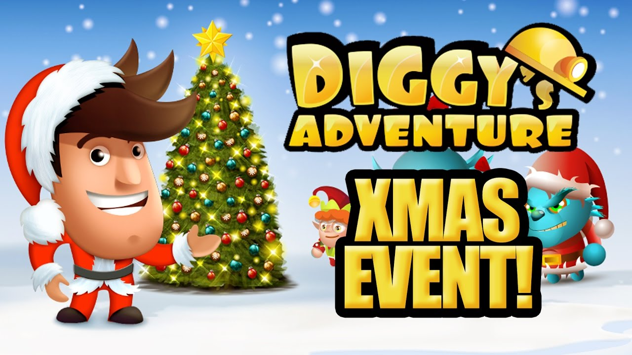 Diggy Christmas 2020 Hats DIGGY'S ADVENTURE: WHAT IS THE CHRISTMAS EVENT?   YouTube