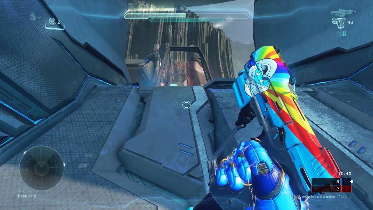 Download Halo 5 Guardians... en PC   PROBANDO FORGE DE HALO 5 CON TECLADO Y MOUSE