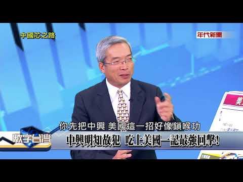 數字台灣HD206中國芯之路 謝金河 楊瑞臨 林宏文