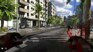 Serious Sam 3: BFE - Meleeing everything