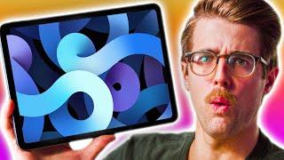 Did the iPad Air kill the iPad Pro?