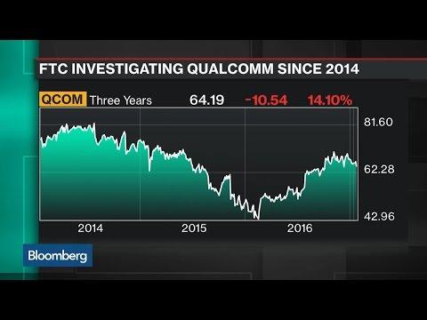 Qualcomm Faces U.S. Antitrust Case
