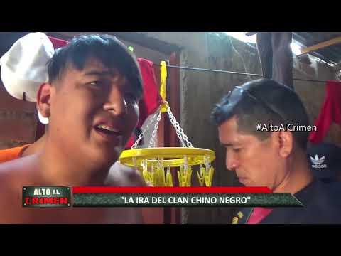 """ALTO AL CRIMEN - 26/05/18 - """"LA IRA DEL CLAN CHINO NEGRO"""""""