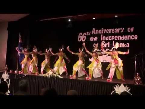 Independence day celebrations of Sri Lanka - 2014 Melbourne