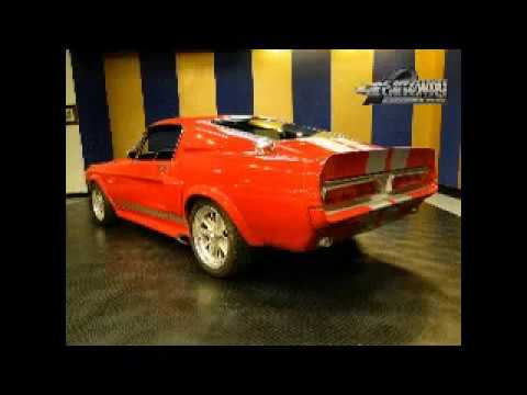 1968 Ford Mustang Fastback GT500E Eleanor replica for sale at Gateway