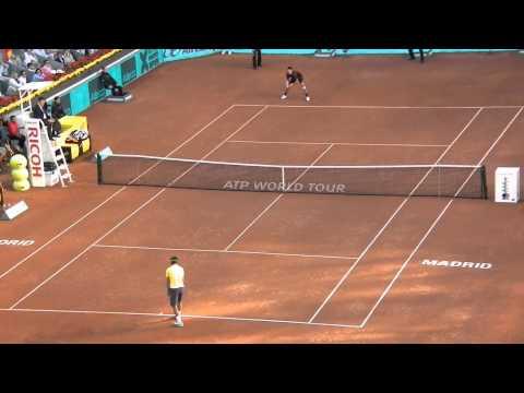 Mutua Madrid Open 2011 - Enfrentamiento entre Rafael Nadal y Novak Djokovic