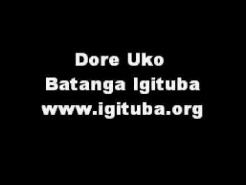 BYIZA WEEE!!! Dore Uko Batanga Igituba(VIDEO)