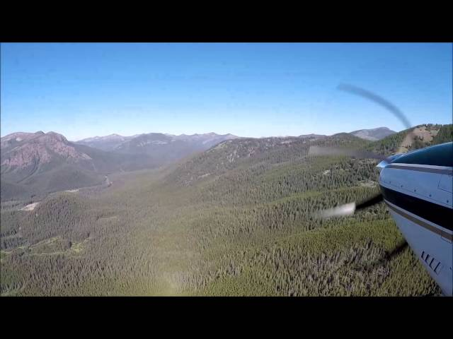 Schaefer Meadows 8U2 Approach and Departure