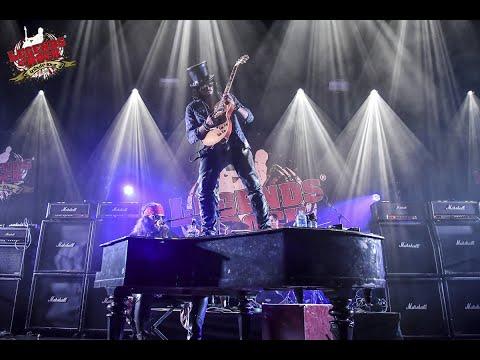 Guns N' Roses by Slash N' Roses – promo