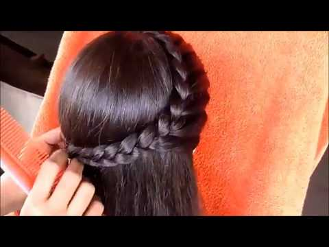 Easy & Simple Hairstyle At Home In  2 Minutes| Alia Bhatt Inspired HairStyle|HairTutorial for Party thumbnail