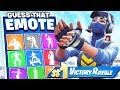 GUESS That EMOTE Challenge *NEW* Game Mode In Fortnite Battle Royale