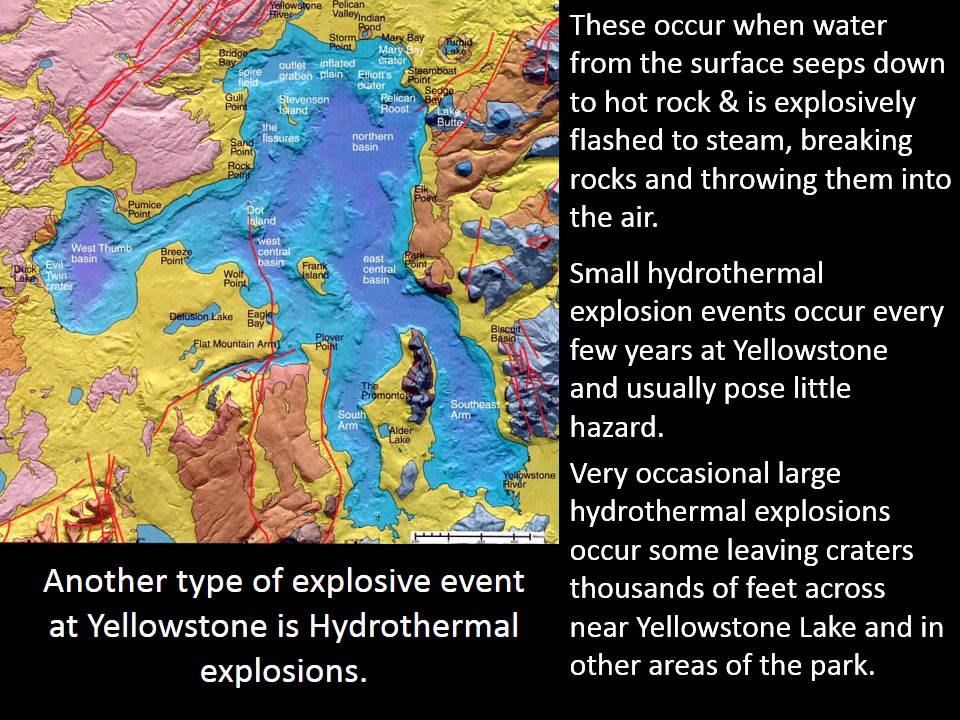 Yellowstone Hot Spot
