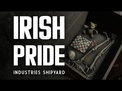 The Full Story of the Irish Pride Industries Shipyard: Rory Rigwell & His Little Murkies - Fallout 4