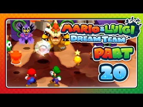 Mario & Luigi: Dream Team - Part 20: BOWSER, WHAT HAVE YOU DONE?!