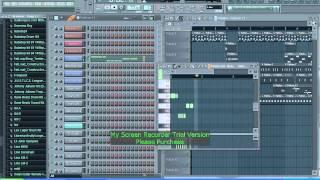 Corina - A Ta (Remake FL Studio)