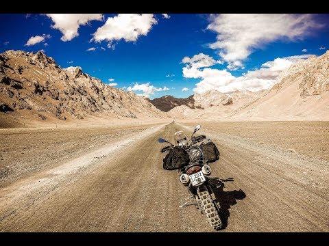 Moto Tour Tadjikistan - Pamir Highway !!