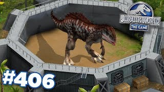 Powering Up Dinosaurs Revealed! | Jurassic World - The Game - Ep406 HD