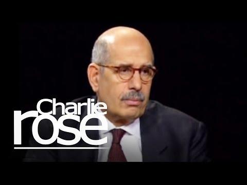 Mohamed ElBaradei | Charlie Rose